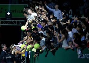Tennis: This year's WTA Finals set to wow fans