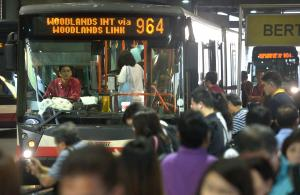 Easier commute with more buses