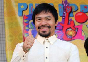 Boxing: Pacquiao heading to Doha for World Championships