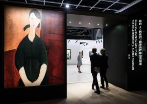 'Most valuable art collection ever' on show in Hong Kong