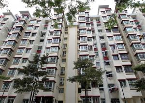 Pick-up in resale flat prices 'will be slow'