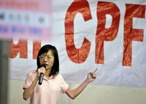 5 things about independent candidate Han Hui Hui
