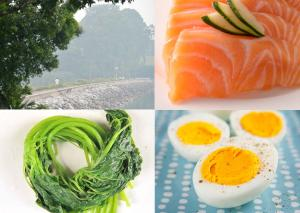 Immunity-boosting foods to eat during the haze
