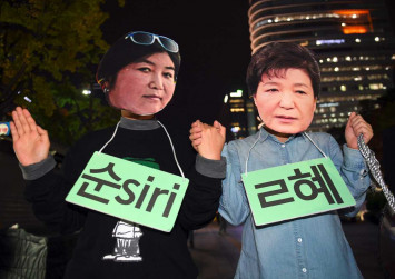 Choi Soon-sil: friend and downfall of a president