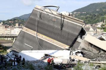 Dozens killed in Italy motorway bridge collapse tragedy