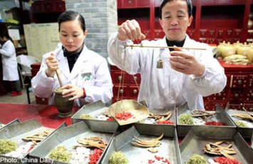Interest in TCM growing globally