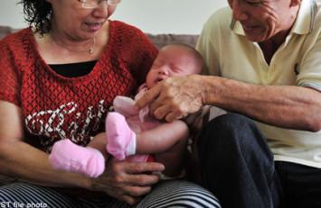 Grandparents key to nurturing healthy habits in children: HPB