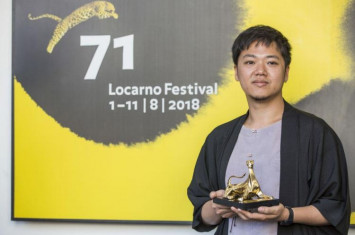 Singapore director wins top prize for best film at Locarno international film festival
