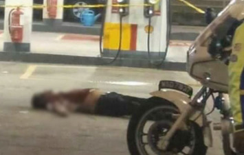 JB petrol station murder: Most did not know what was going on