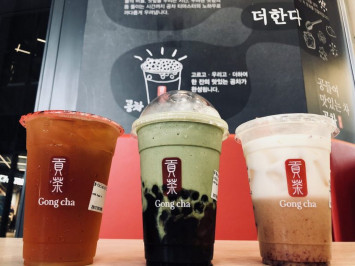 Gong Cha reopens in Singapore - here's what else is new