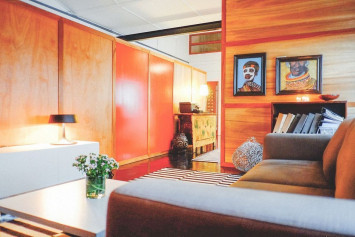 Couple turns old Everton Road shophouse into eclectic home