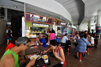 Singapore hawker culture to be nominated for Unesco listing