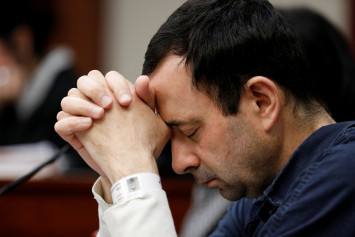 'I thought I was going to die,' says US Olympian of doctor's abuse