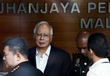 Malaysia seeks to lay multiple charges against ex-premier Najib over 1MDB: Mahathir