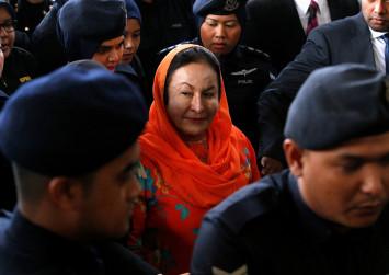 Rosmah accused of witness tampering