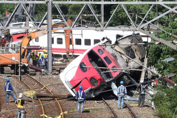 Taiwan train tragedy: Driver shut down automatic train protection system before train derailed, says court