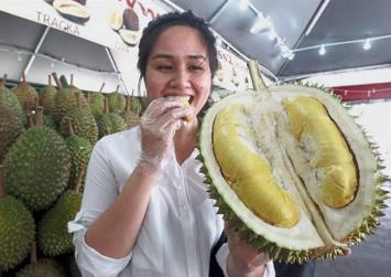 Mao Shan Wang durian now costs up to $38 for one
