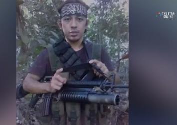 'Face' of Abu Sayyaf shot dead