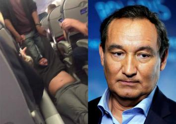 United Airlines won't fire anyone over manhandled passenger