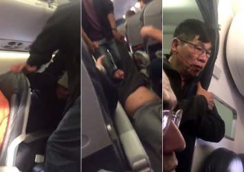 United escapes fines over passenger-dragging incident