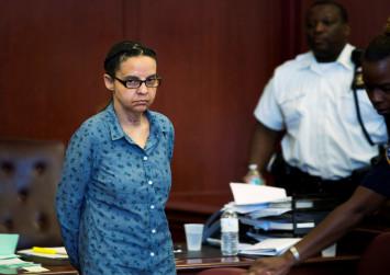 New York nanny sentenced to life in prison for murder of children