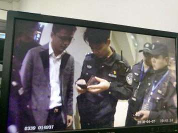 Facial recognition used to nab suspect in crowd of 60,000 at Jacky Cheung concert