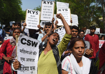 India in shock over gang rape, murder of 8-year-old