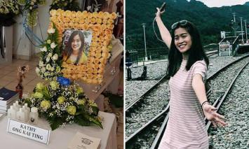 Clementi crash victim had written about her death, describing parents as her 'biggest sorrow'