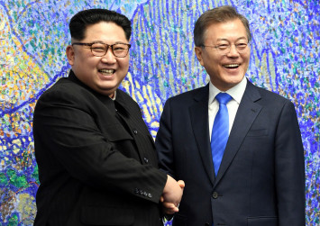 Kim Jong Un offers to visit Seoul 'any time if you invite me': South Korea