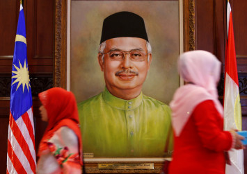 Malaysia's Najib expected to call election on Friday, minister says