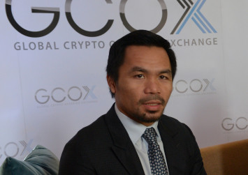 Boxer Manny Pacquiao to launch own cryptocurrency