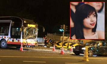 Woman, 23, killed in Bukit Timah accident had been celebrating boyfriend's birthday