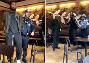 Starbucks CEO apologises for arrests of two black men