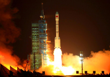 China's 'space dream': A Long March to the moon and Mars