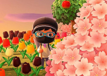 Peaceful Animal Crossing: New Horizons works a treat during these turbulent times