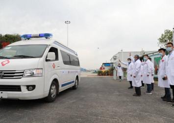 Wuhan temporary hospital closes as coronavirus epidemic wanes