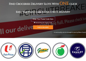 Frustrated in getting a delivery slot? This web tool will ease your online grocery shopping needs
