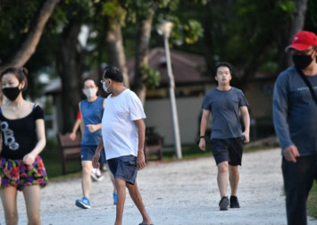 Coronavirus: Mask exception to allow people to keep fit sparks debate