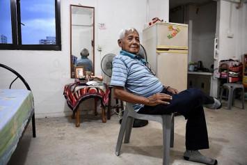 Coronavirus: Elderly hit hard by social isolation amid circuit breaker measures