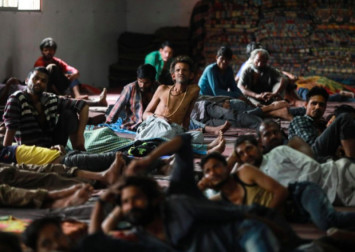 'Some of us will die': India's homeless stranded by coronavirus lockdown