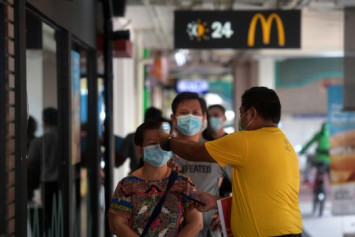 Coronavirus: Mandatory for all to wear mask when out, except for kids under 2 and those doing strenuous exercise