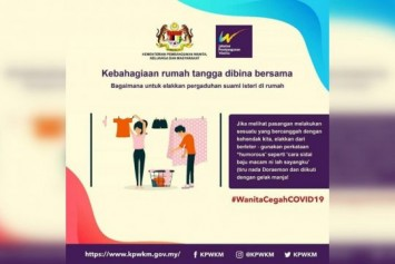 'Stop nagging, speak like Doraemon': Malaysia sorry after coronavirus tips spark sexism row