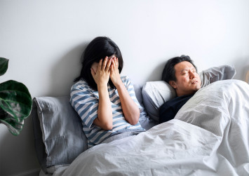 Working from home with our spouses has made me and my colleagues realise we've married strangers