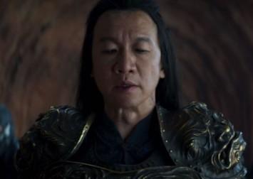 Mortal Kombat's Chin Han on playing Shang Tsung and his love for the original movie