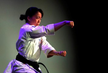 US karate champ Kokumai told to 'go home' in anti-Asian rant