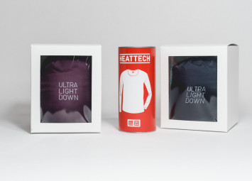 Forgot to pack warm clothing? Get one from a Uniqlo vending machine