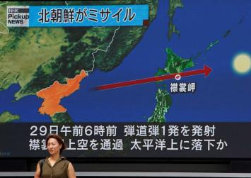Japan wakes up to North Korean missile warnings