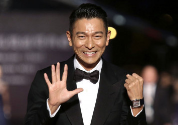 Andy Lau's first show since severe injury is out this weekend