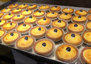 Say cheese! Japan's Pablo cheese tart is now in Singapore