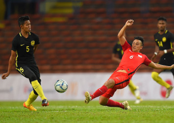 SEA Games: Organisers slam 'Singapore dogs' football chant